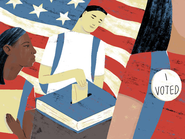 The midterm elections are on Nov. 6