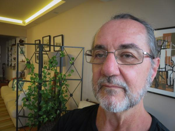 Jean Marc von der Weid, 72, survived torture as a student activist during Brazil's past military regime. If Bolsonaro, a retired army captain who has praised the military dictatorship, becomes Brazil's president as predicted, von der Weid expects him eventually to come into confrontation with other branches of government.