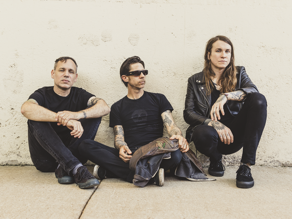 Laura Jane Grace & The Devouring Mothers' new album, <em>Bought to Rot</em>, comes out Nov. 9.