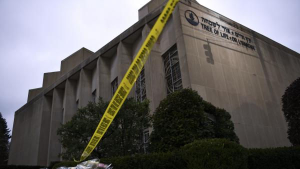 Officials are treating Robert Bowers' attack on the Tree of Life Congregation as a hate crime.