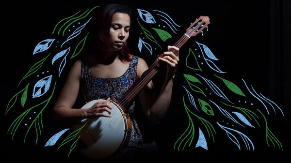 In her solo work and with the Carolina Chocolate Drops, Giddens has helped shepherd the revival of the black string band tradition in American consciousness.