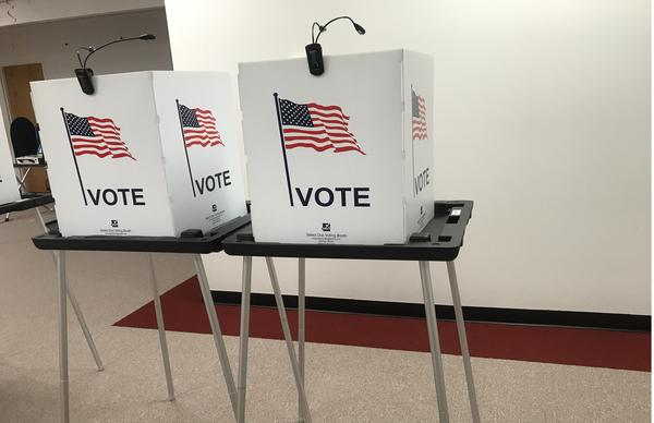 Polls for this year's midterm elections open Tuesday, November 6th at 7:00AM.