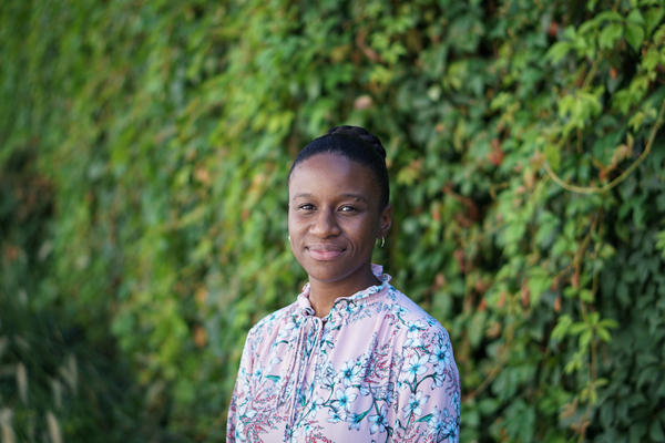 """Evita Caldwell is a graduate of Vashon High School and St. Louis University. Her story is the first of several in St. Louis Public Radio's collaboration with the initiative """"Before Ferguson, Beyond Ferguson."""""""