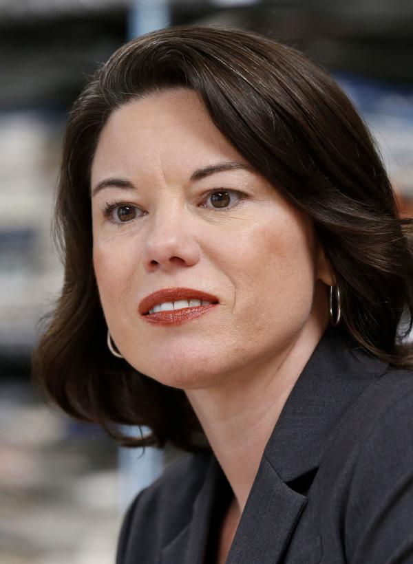 Minnesota Democrat Angie Craig, a former health care executive, is the first lesbian mother to be elected to Congress.