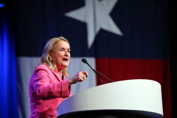 Democrat Sylvia Garcia is one of two Latina congresswomen elected in Texas.