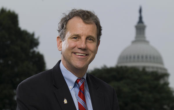 U.S. Senator Sherrod Brown has been re-elected.