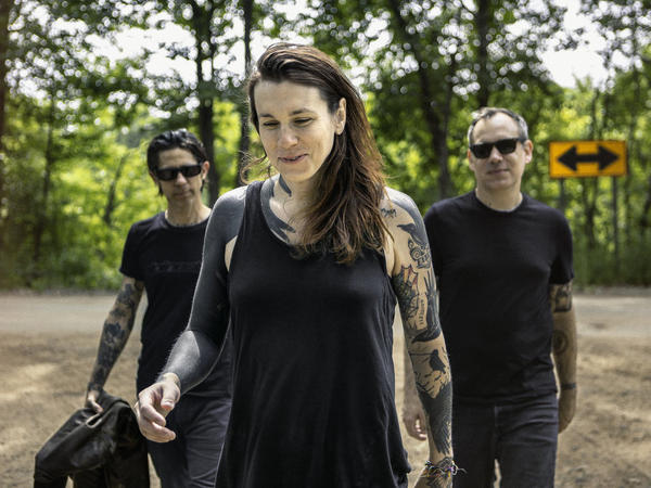 Laura Jane Grace & The Devouring Mothers' album <em>Bought to Rot </em>is on our list of the best new albums out Nov. 9.