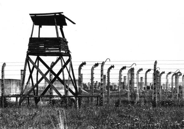 Auschwitz and other concentration camps were photographed by Gert Berliner as part his book <em>Silent Places: A Pilgrimage.</em>