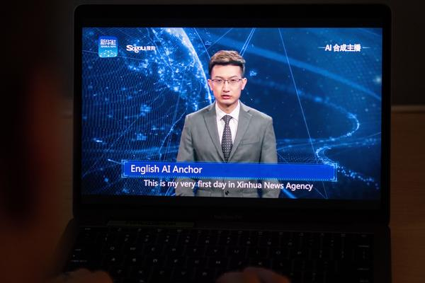 China's Xinhua News Agency has introduced an artificial intelligence news anchor.