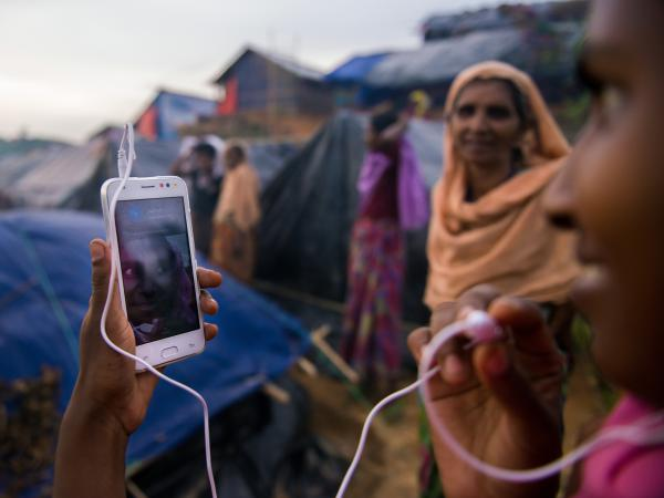 Facebook released a report this week about how the social media company's platform has been used to incite violence against the Rohingya Muslims.