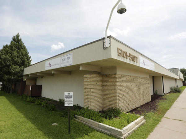 South Wind Women's Center in Wichita, Kan. where Dr. George Tiller worked. An anti-abortion extremist who shot and wounded Tiller in 1993 was released from prison earlier this month, and that has clinics that provide abortions concerned. Dr. Tiller was shot and killed in 2009 by another extremist.