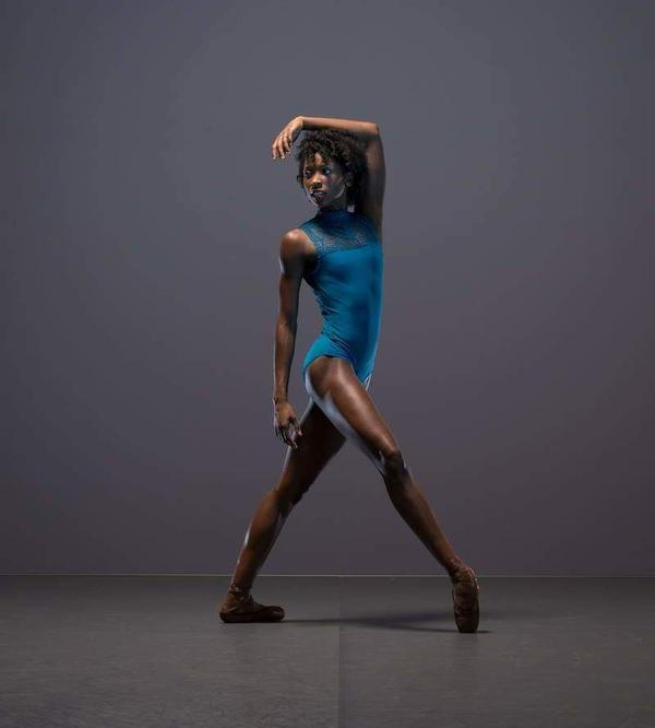 "Cira Robinson, a senior artist with Ballet Black, has been ""pancaking"" her shoes with makeup foundation to match her skin tone — as the technique is known in the ballet world."