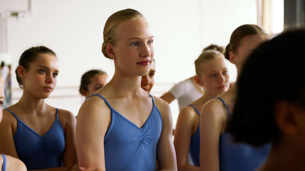 Lara (Victor Polster) is impatient to become the girl she knows herself to be, in Lukas Dhont's <em>Girl</em>.