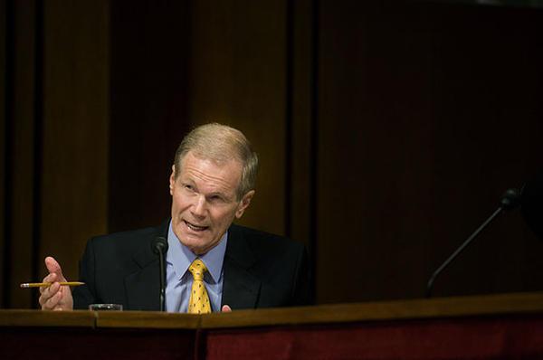 Democratic Senator Bill Nelson.