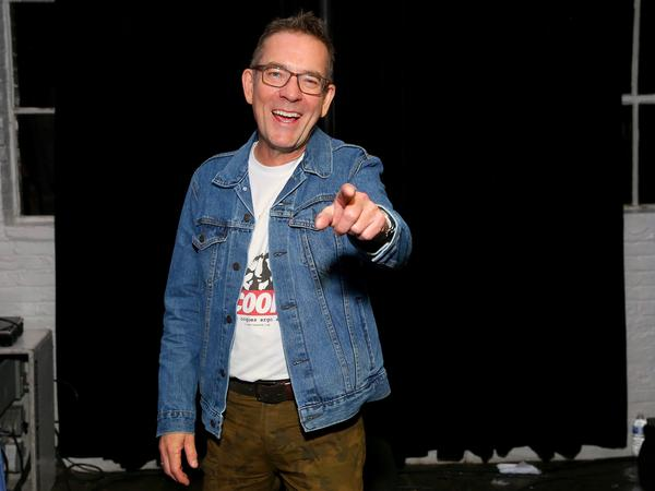 """In a new segment, """"Help, I'm Hosting,"""" on this week's <em>Weekend Edition</em> with Lulu Garcia-Navarro on NPR, Ted Allen offers advice for people hosting family and friends over the holidays."""