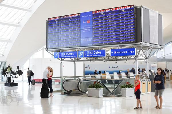 St. Louis Lambert International Airport is expecting more travelers this holiday season.