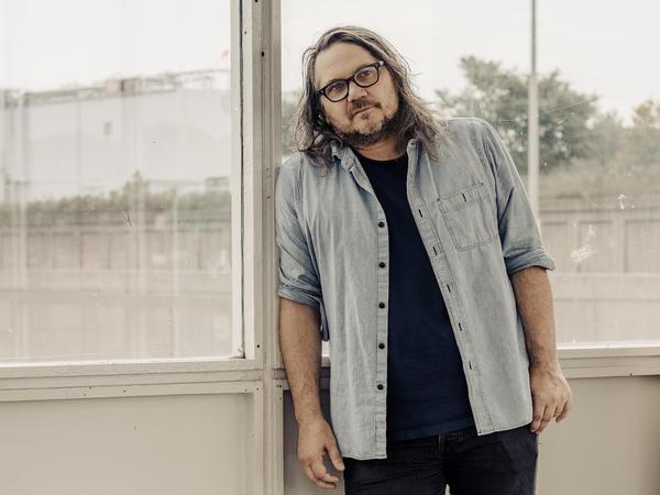 Wilco's Jeff Tweedy.