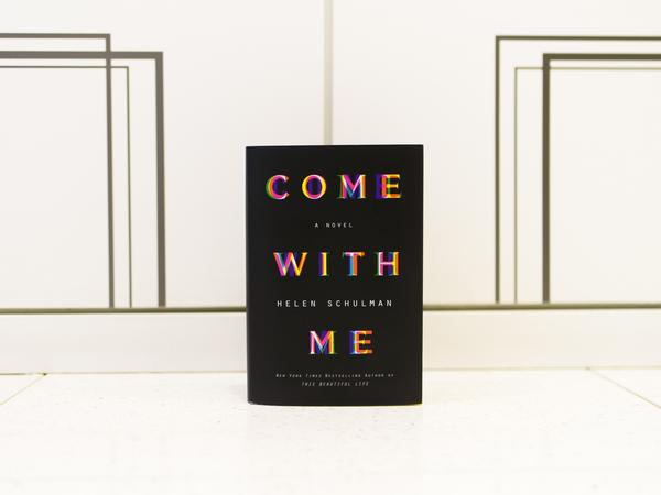 Cover image of <em>Come With Me,</em> by Helen Schulman.