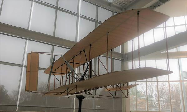 The Wright flyer was the world's first powered airplane, built and designed by Ohioans Wilbur and Orville Wright in Dayton. It's part of Ohio's proud heritage as the birthplace of aviation, but what does the state's future hold as an aviation hub?