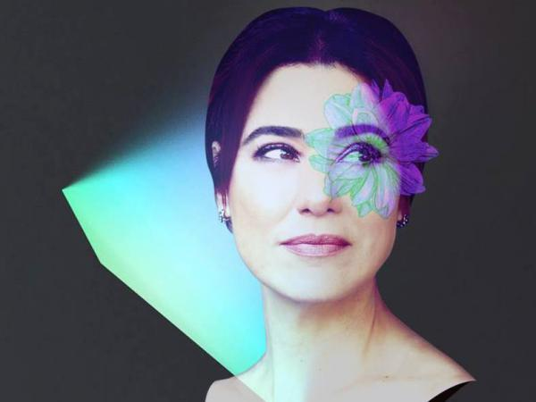 Carla Hassett's latest solo album is called <em>+Blue</em>.