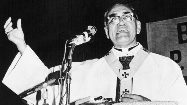 """At a time of so much confusion and anguish,"" Romero said in a 1980 homily, ""I want to be a messenger of hope. In the midst of tragedy and bloodshed, there is hope."""