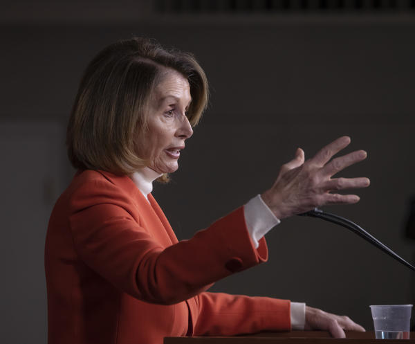 House Minority Leader Nancy Pelosi, D-Calif., is facing opposition from a group of House Democrats who argue that after the midterm elections voters want a new generation of  leadership in the House.