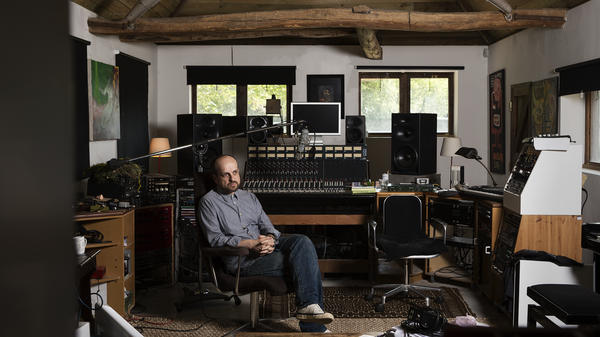 Matthew Herbert believes that a big band is the ideal ensemble to give a musical voice to the idea of the EU.