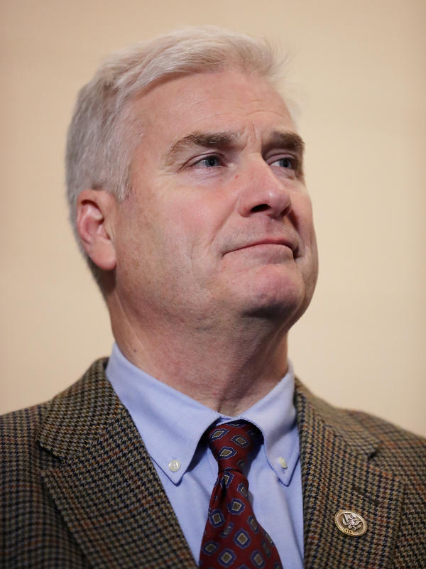Rep. Tom Emmer , R-Minn., will lead the National Republican Congressional Committee in the next Congress. Emmer says Republicans need to build their own ActBlue-like fundraising platform.