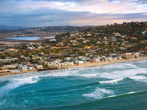 "The city of Del Mar, Calif., located about 20 miles north of downtown San Diego, has voted against a formal policy of ""managed retreat"" from rising seas."