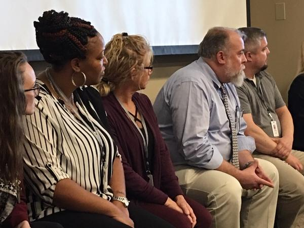 At a Nov. 7 Town Hall in Boone County, mental health, substance abuse, and corrections staff talked of the results they are seeing in the first weeks of the program's implementation.