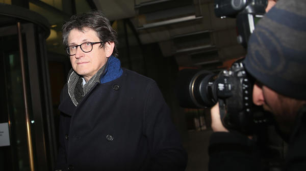 On Dec. 3, 2013, <em>Guardian</em> editor Alan Rusbridger faced questions from the British Parliament about his newspaper's decision to publish material leaked by former NSA contractor Edward Snowden.