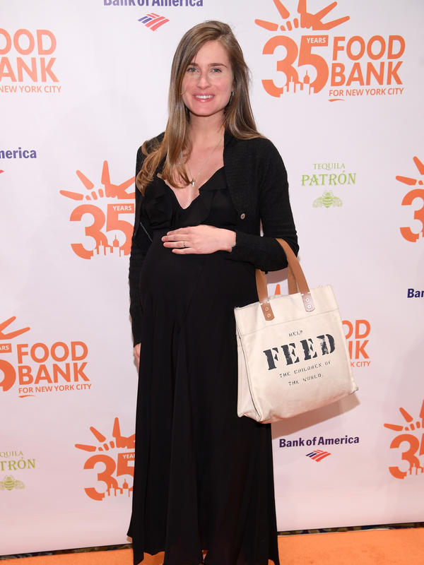 Lauren Bush Lauren, the founder of FEED, at the Food Bank for New York City's Can Do Awards Dinner in April.