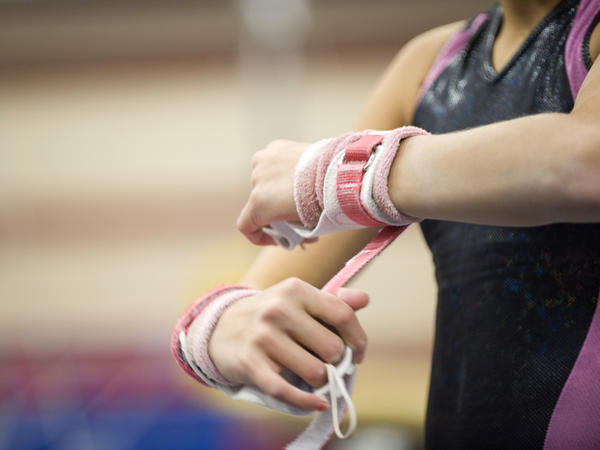 """USA Gymnastics says filing for bankruptcy gives it """"the opportunity to reorganize."""""""