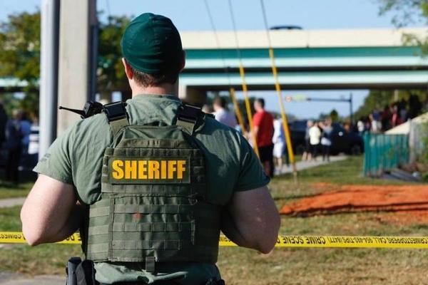 A Broward Sheriff's Office deputy was part of the massive contingent of law officers deployed to Marjory Stoneman Douglas High School in Parkland on Feb. 14 during the shooting. Some police and educators are facing consequences for the flawed response.