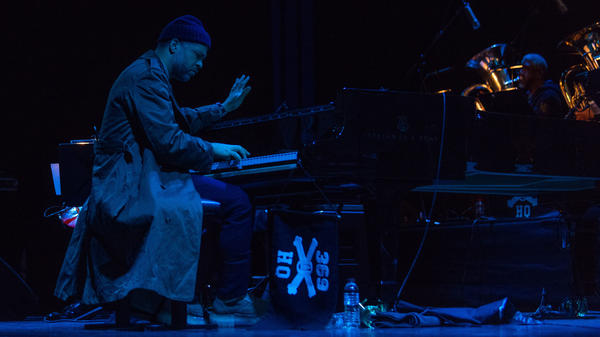 """I have to pull off this performance in a way that honors him,"" Jason Moran says of his tribute to James Reese Europe."