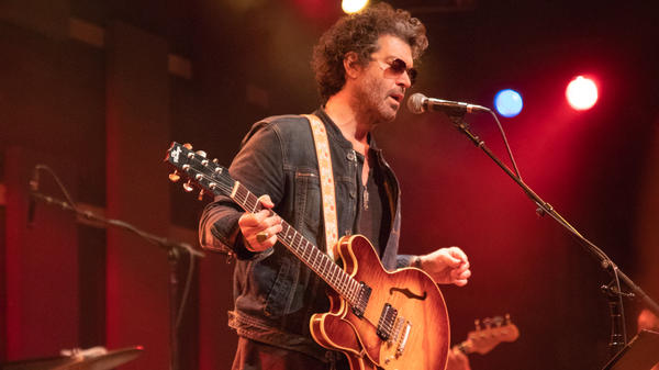 Doyle Bramhall II performs live at WXPN's Free At Noon Concert, recorded live for this World Cafe Session.