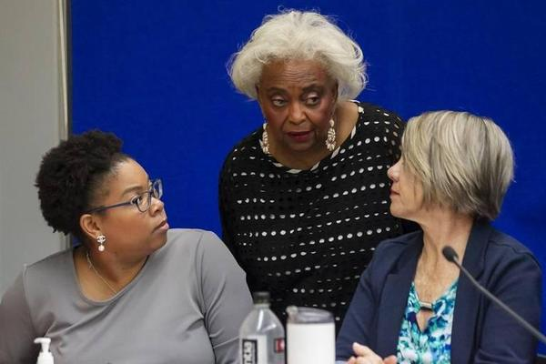 Broward County will review whether it can take legal action against Gov. Rick Scott's decision to replace Brenda Snipes as elections supervisor.