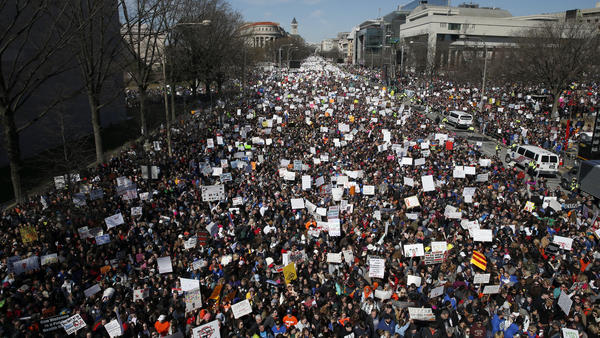 """Student activists from Parkland, Fla., quickly mobilized after the shooting at Marjory Stoneman Douglas High School, becoming a vocal force calling for tighter gun laws. That movement led to mass """"March for Our Lives"""" demonstrations around the country in March."""