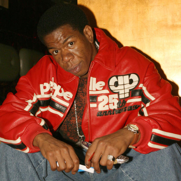 Craig Mack during the 2004 NBA Draft After Party in New York.