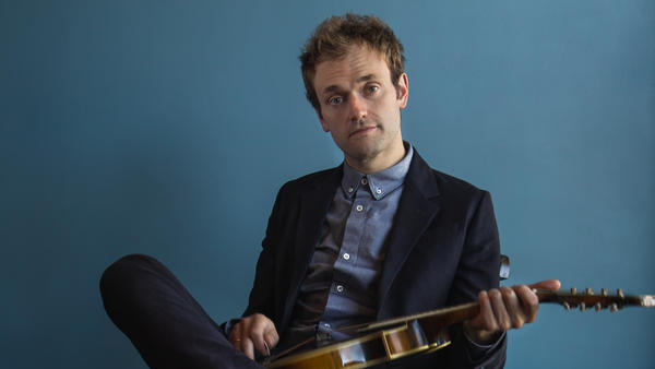 This week's episode of <em>The Thistle & Shamrock</em> includes music by Chris Thile.