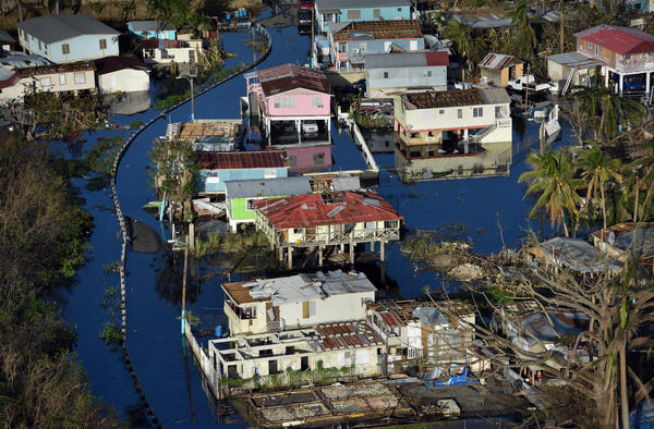 When Hurricane Maria devastated Puerto Rico in September 2017, the island lacked the financial resources to make a fast recovery on its own.