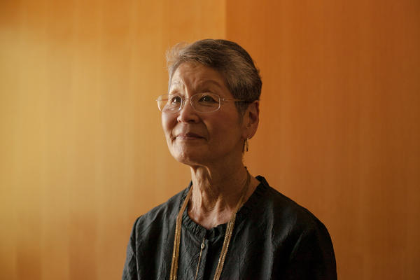 Sharon Sakamoto, 75, was born inside a prison camp after the U.S. government used census data to locate and wrongfully incarcerate people of Japanese descent during World War II. She and her sisters are among the Japanese-Americans who are speaking out against the citizenship question the Trump administration plans to add to the 2020 census.