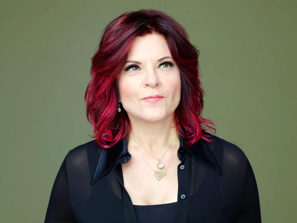 Rosanne Cash's latest album, <em>She Remembers Everything,</em> is a collection of personal songs all written or co-written by Cash.
