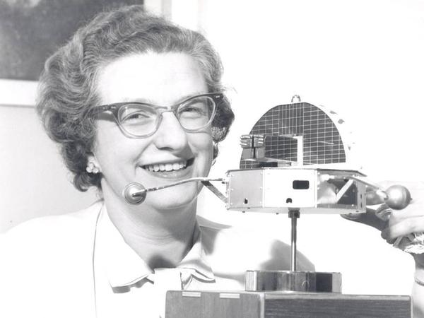 "Astronomer Nancy Grace Roman, known as the ""Mother"" of Hubble, died at 93."
