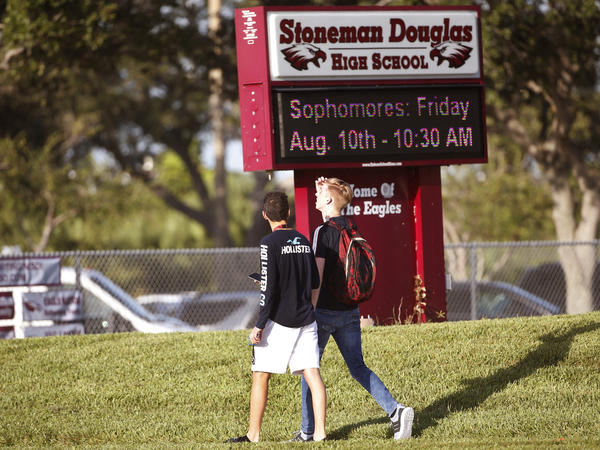 A report released on Wednesday concluded that a series of security breaches and law enforcement failures allowed an active shooter to kill 17 students and faculty.