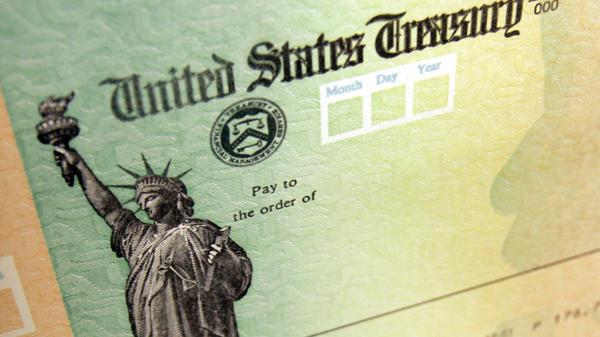 The White House says tax refund checks will go out despite the partial government shutdown.