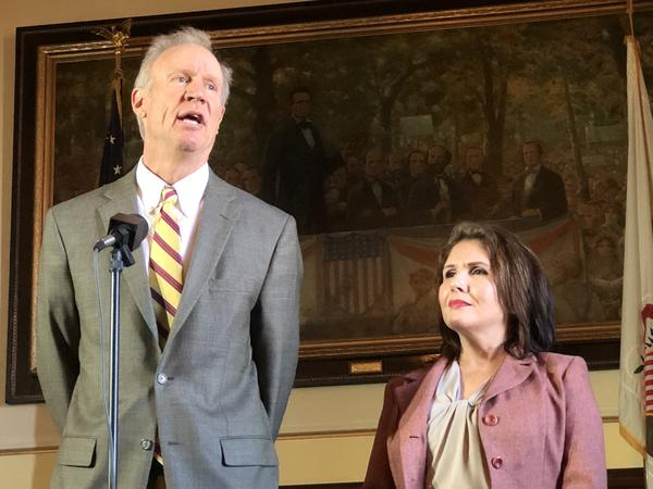 On his way out of office, Gov. Bruce Rauner is offering a few pointers to the Illinois Republican Party. He also touts what he views as the main achievements of his administration.