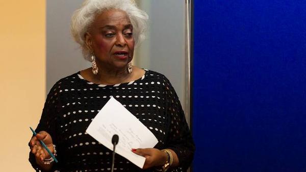 Broward Elections Supervisor Brenda C. Snipes filed a federal lawsuit after then Gov. Rick Scott suspended her.