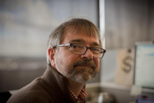 <p>Oregonian reporter Ted Sickinger still finds PERS fascinating after reporting on it for over 10 years.</p>
