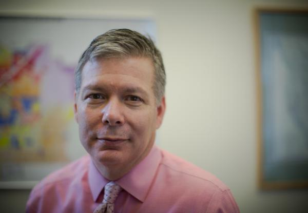 <p>Joe Gall is the city manager of Sherwood, Oregon.</p>
